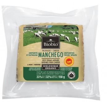 Organic Manchego