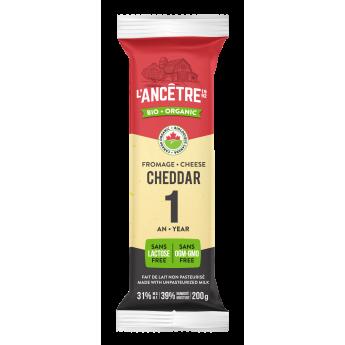 Aged Organic cheddar