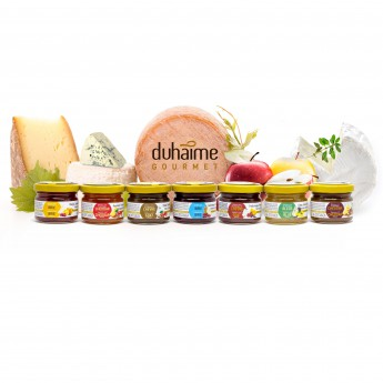 Fruit spread for cheese