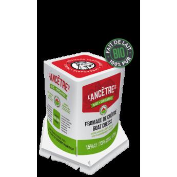 Organic Spreadable goat cheese